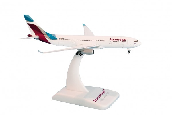 Airbus A330-200 Eurowings Scale 1:500
