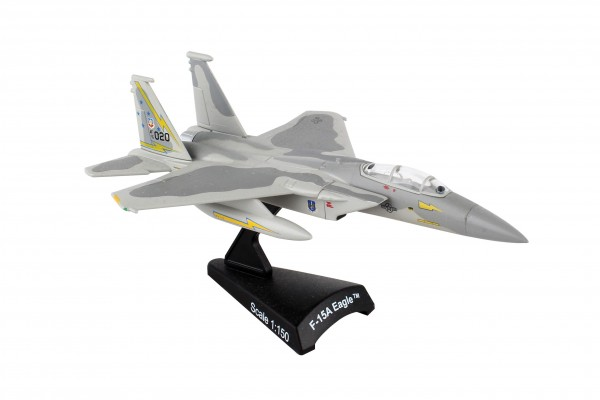 POSTAGE STAMP McDonnell Douglas F-15 Eagle 5th Fighter Interceptor SQN Scale 1/150
