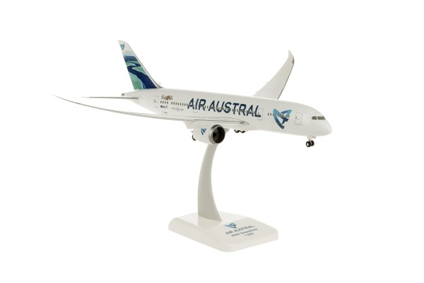 "Boeing 787-8 Air Austral ""MAYOTTE ISLAND"" Scale 1:200"