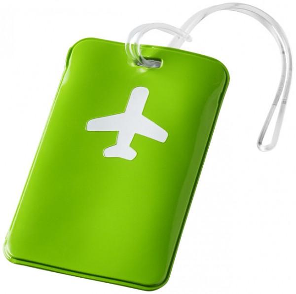 Kofferanhänger Voyage grün / Luggage Tag Voyage green