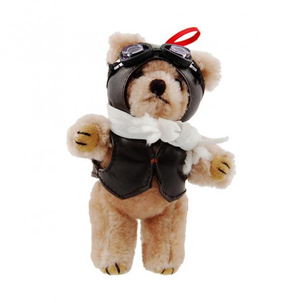 Pilotbär / Pilot Bear Vintage 12cm
