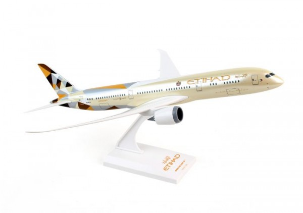 Boeing 787-9 Etihad Airways Scale 1/200