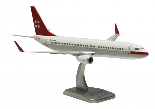 Boeing 737-800 PrivatAir BBJ IGW Scale 1:200