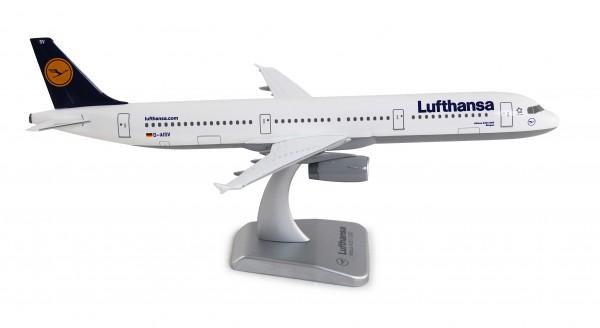 Airbus A321-200 Lufthansa D-AISV Scale 1:200