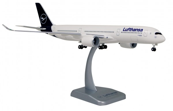 Airbus A350-900 Lufthansa New Livery Scale 1:200 w/G