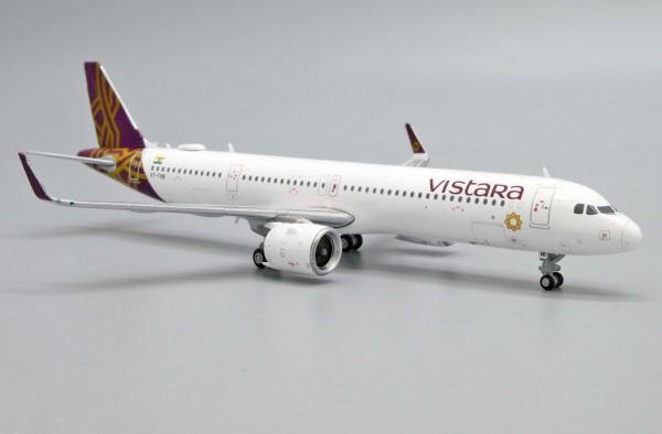 Airbus A321neo Vistara VT-TVB Scale 1/400