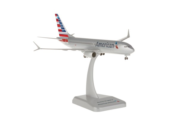 Boeing 737 MAX 8 American Airlines Scale 1:200