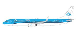 Boeing 737-900 KLM Scale 1/200