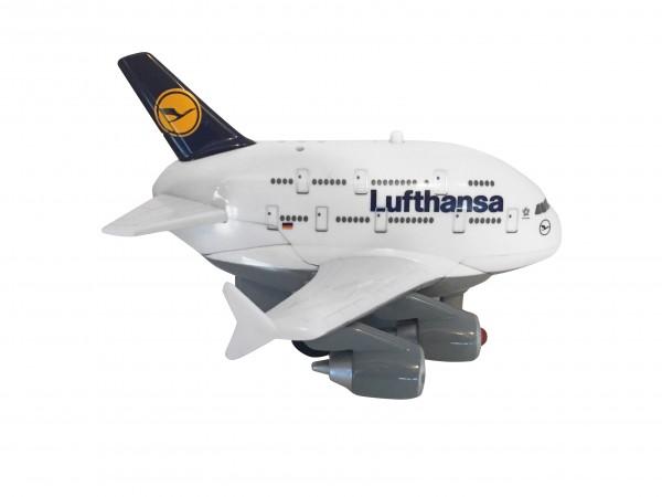 Boeing Pullback Plane w/Light & Sound