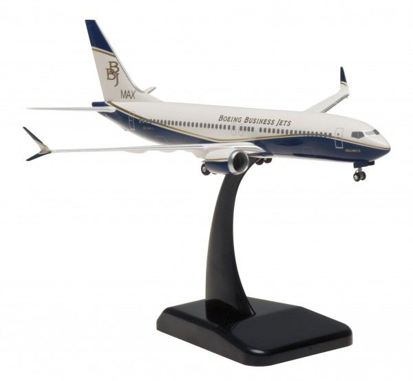 Boeing 737 MAX 8 Business Jet Scale 1:200