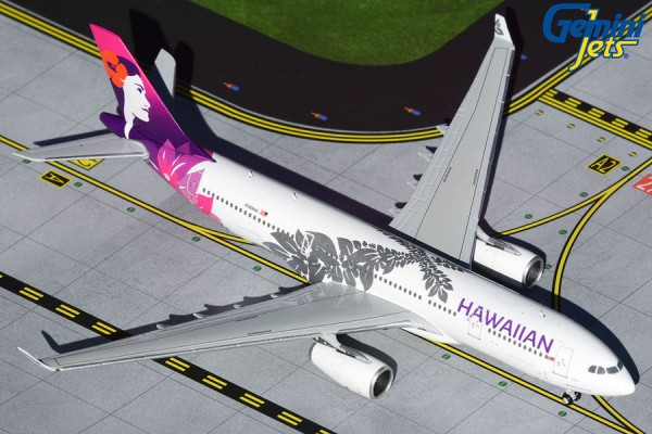 Airbus A330-200 Hawaiian Airlines Scale 1/400