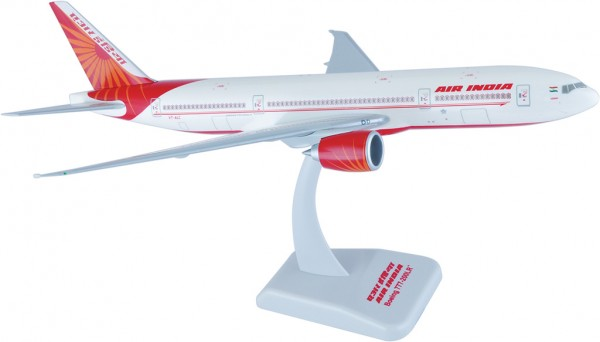 Boeing 777-200LR Air India N.C. Scale 1:200