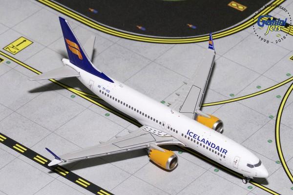 Boeing 737 MAX 8 Icelandair Scale 1/400