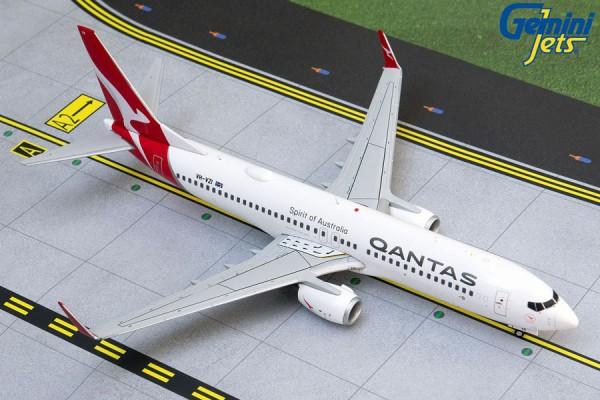 Boeing 737-800 Qantas Airways VH-VZI Scale 1/200