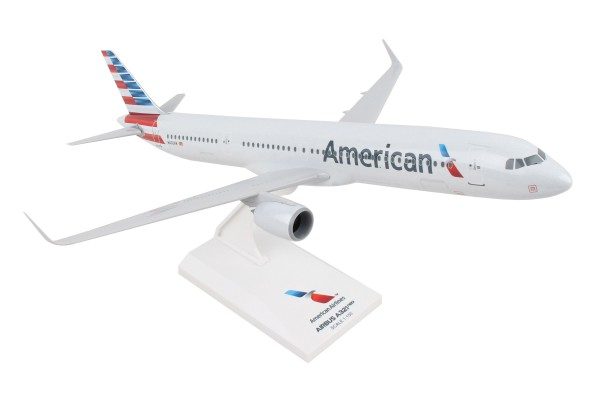 Airbus A321neo American Airlines Scale 1/150