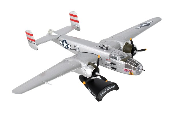 POSTAGE STAMP North American B-25 Mitchell Panchito Scale 1/100