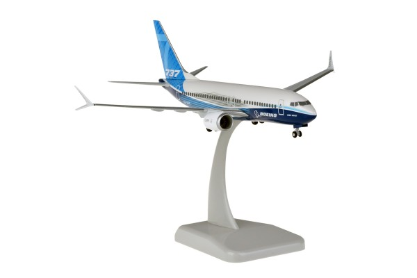 Boeing 737 MAX 7 House Color Scale 1:200