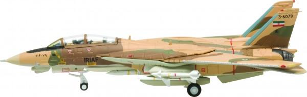 "Grumman F-14A Tomcat Iranian Air Force ""Ali-Cat"", Serial Number: 3-6079 Scale 1/200"