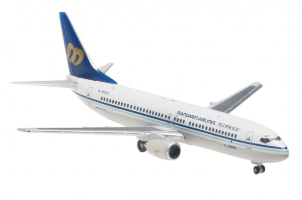 Boeing 737-800 Mandarin Airlines Scale 1:500