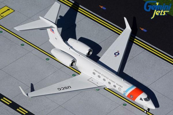 Gulfstream C-37B 02 U.S. Coast Guard 02 Scale 1/200