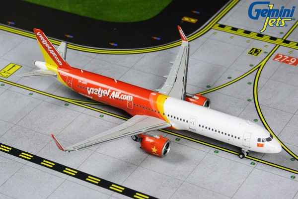 Airbus A321neo Vietjet Air Scale 1/400