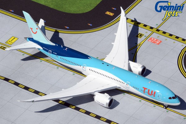 Boeing 787-9 TUI Airways G-TUIM Scale 1/400