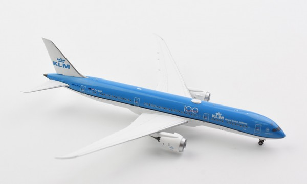 """Boeing 787-9 KLM - Royal Dutch Airlines PH-BHP """"Tulip 100th Anniversary"""" Scale 1/400"""