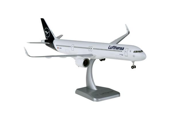 Airbus A321neo Lufthansa New Livery D-AIEA Scale 1:200 w/G