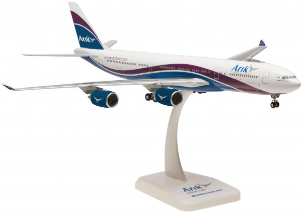 Airbus A340-500 ARIK AIR Scale 1:200