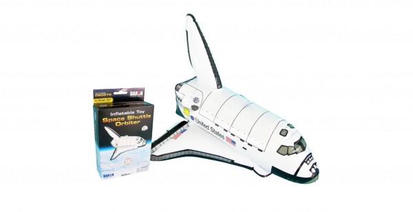 Space Shuttle aufblasbar/inflatable 30cm