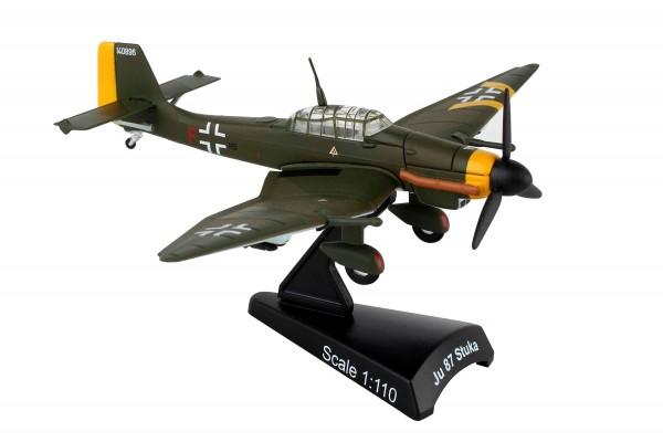 POSTAGE STAMP Junkers Ju 87 Stuka Scale 1/110