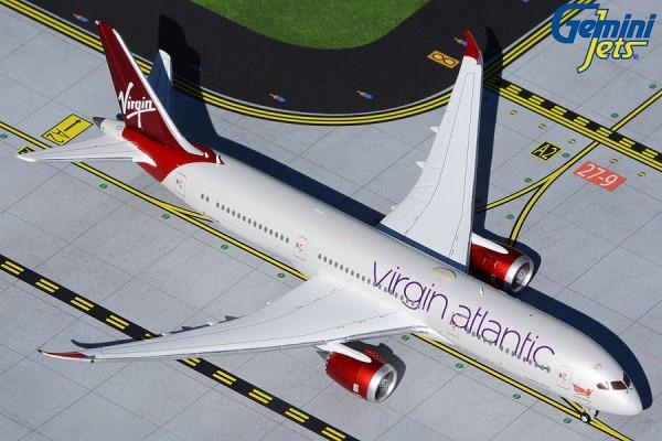 Boeing 787-9 Dreamliner Virgin Atlantic Airways G-VZIG Scale 1/400