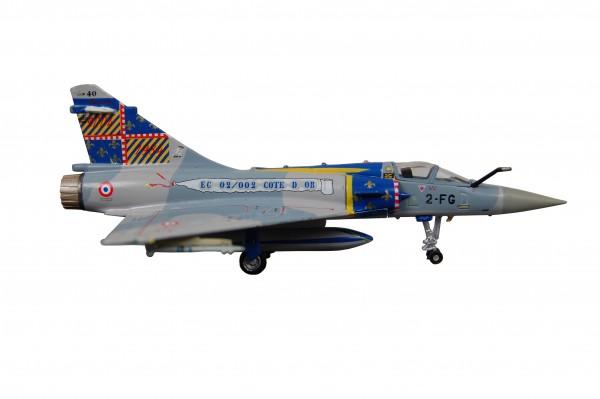 """Dassault Mirage 2000-5 EC 2/2 """"Côte d'Or"""" 20 ans, BA 102 Dijon, 2004 Scale 1/200"""