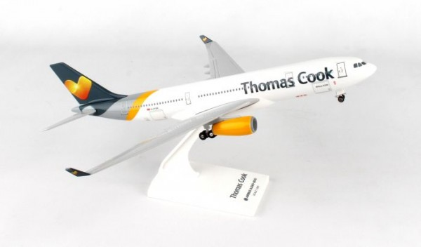 Airbus A330-200 Thomas Cook Scale 1/200 w/Gear