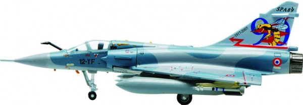 "Dassault Mirage 2000C 12-YF EC 1/12 ""Cambrésis"" 90 ans SPA 89 ""Guèpes"" Scale 1/200"