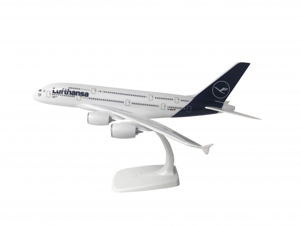 Airbus A380-800 Lufthansa New Livery Scale 1:250