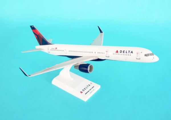 Boeing 757-200 Delta Air Lines Scale 1/150