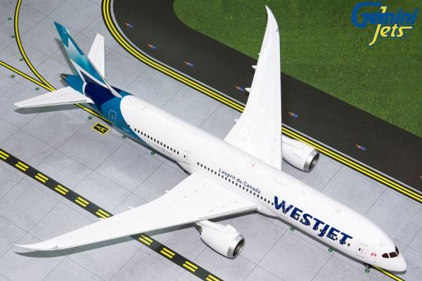 Boeing 787-9 Dreamliner Westjet C-GUDH Scale 1/200