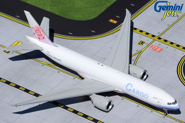Boeing 777F China Airlines Cargo B-18771 Scale 1/400