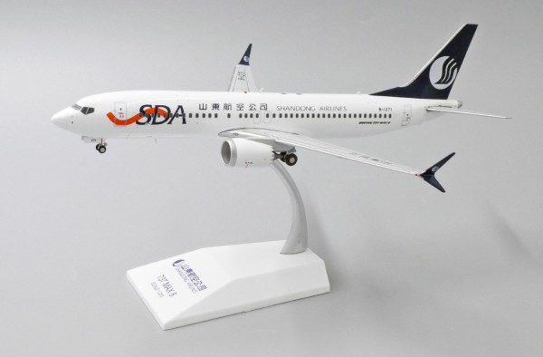 Boeing 737-MAX8 Shangdong Airlines B-1271 Scale 1/200