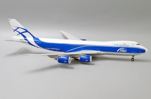 Boeing 747-8F Air Bridge Cargo VQ-BGZ Scale 1/200