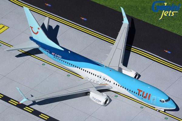 Boeing 737-800 TUI Airways G-FDZU Scale 1/200
