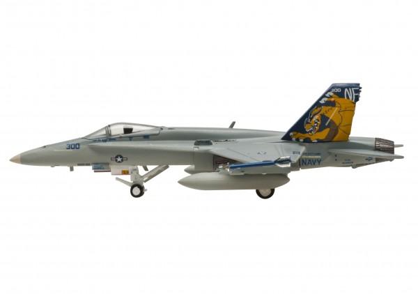 "McDonnell Douglas F/A-18C Hornet US Navy VFA-192 ""Golden Dragons"" Scale 1/200"