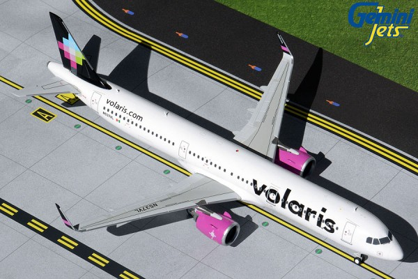Airbus A321neo Volaris N537VL Scale 1/200