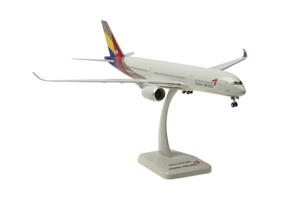 Airbus A350-900 Asiana Airlines HL8078 Scale 1:200