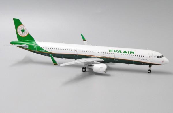 Airbus A321 EVA Air B-16227 Scale 1/200