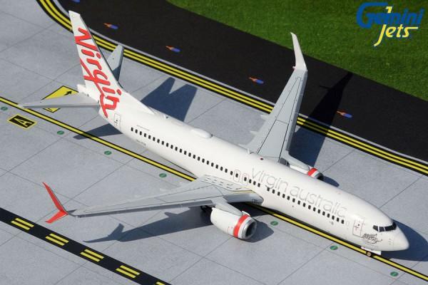 Boeing 737-800 Virgin Australia Airlines split scimitars Scale 1/200
