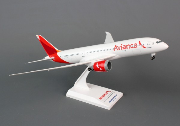 Boeing 787-8 Avianca Airlines NL Scale 1/200 w/G