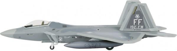 Lockheed Martin F-22A Raptor USAF 192nd FW Scale 1/200