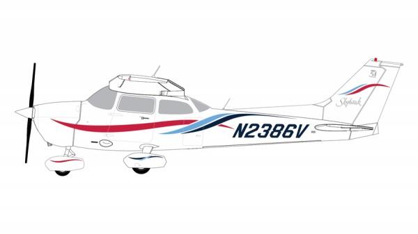 Cessna 172R Skyhawk Scale 1/72